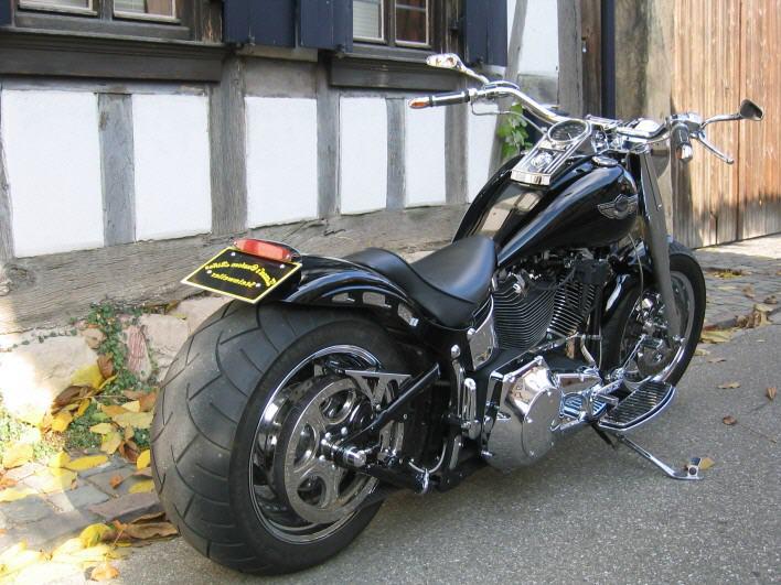 GTS Custom Seats - Spezial Motorradsitzbänke - Made in Germany